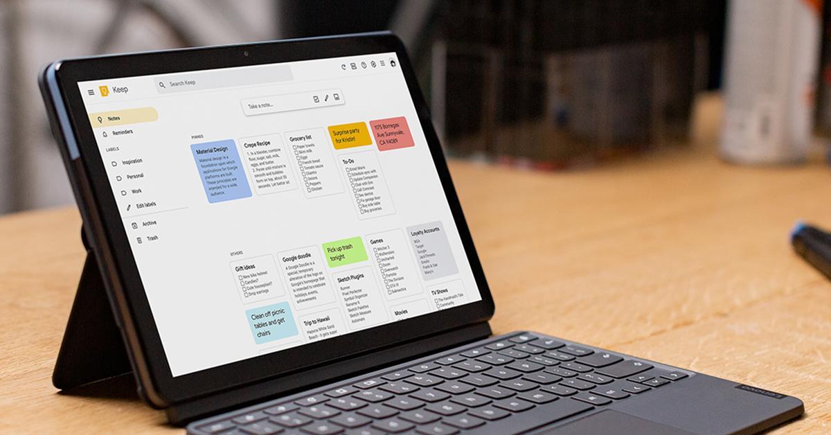 Clever arbeiten mit Google Notizen: Notizen anlegen und verwalten | Mac Life