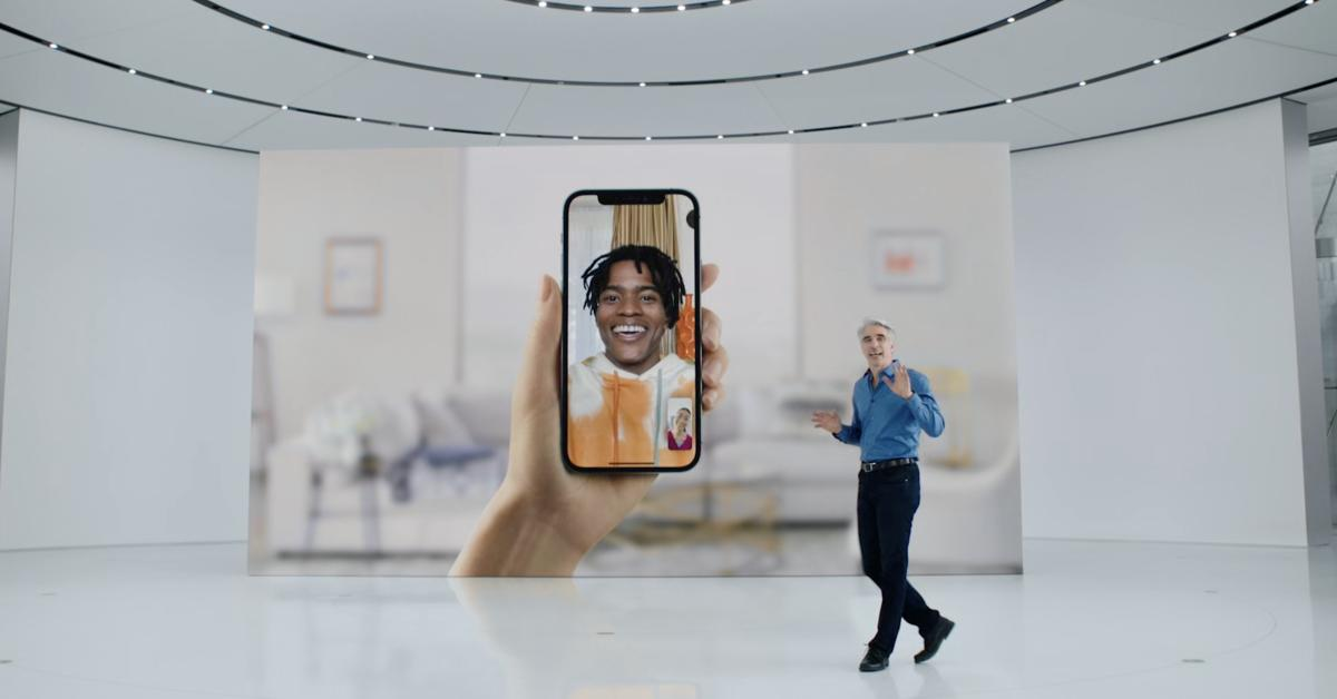 iOS 15: So machst du den Hintergrund in Videomeetings unscharf – in FaceTime und anderen Apps | Mac Life