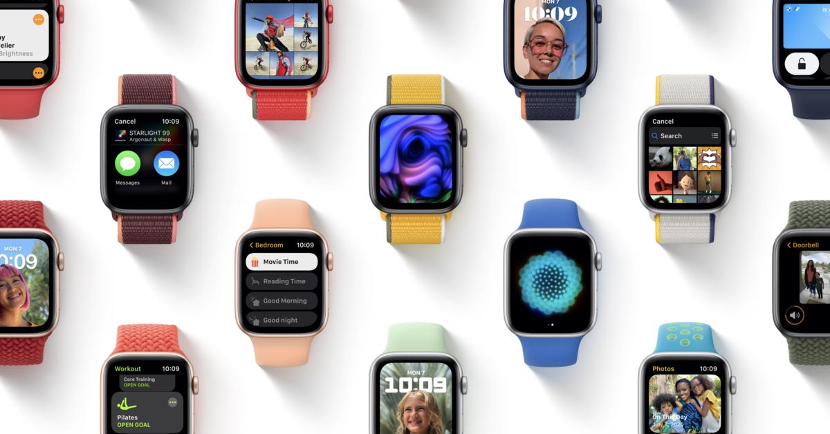 watchOS 8: Diese 13 Neuerungen solltest du jetzt kennen | Mac Life