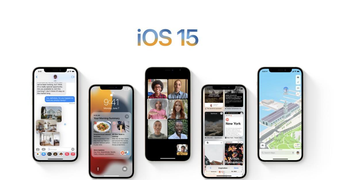 iOS 15: Das solltest du vor der Installation unbedingt wissen | Mac Life