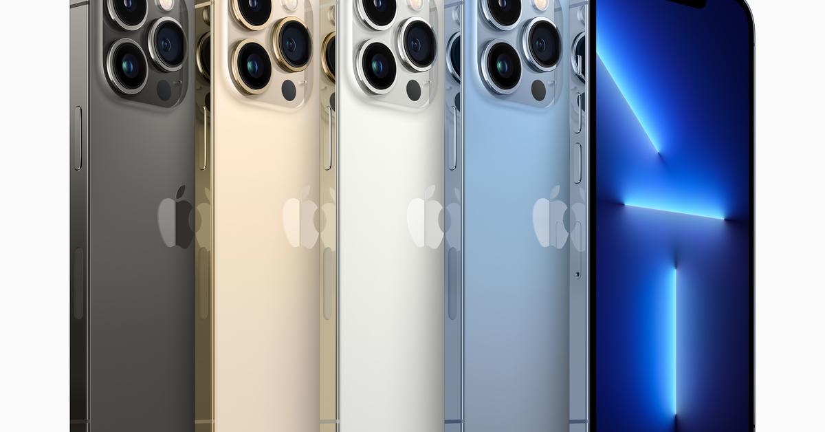 iPhone 13 Pro (Max) im Test: So gut sind die neuen Pro-Modelle   Mac Life