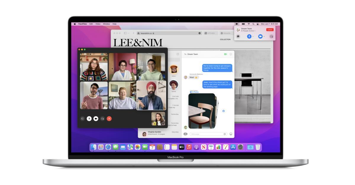 macOS Monterey erscheint schon kommende Woche: Apple nennt Termin   Mac Life