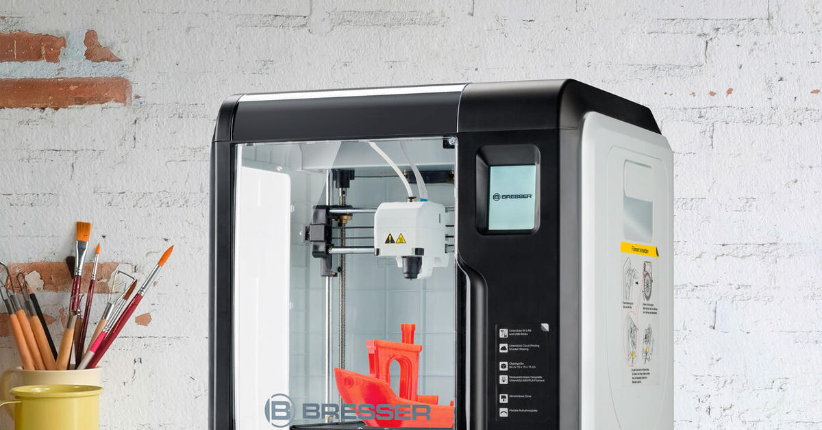 Aldi bringt 3D-Drucker für größere Modelle | Mac Life