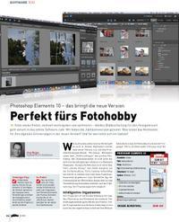 Photoshop Elements 10: Das bringt die neue Version