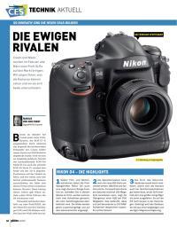 Die neuen DSLR-Boliden von Canon & Nikon