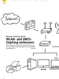 WLAN- und UMTS-Empfang verbessern