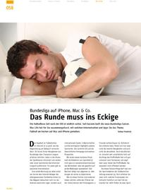 Bundesliga auf iPhone, Mac & Co.