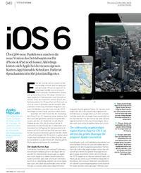 Profitipps: Das neue iOS 6