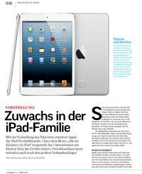 Vorstellung: iPad mini