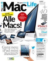 Mac Life 12.2012