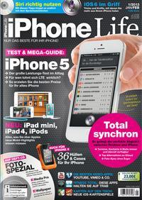 iPhone Life 01.2013