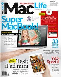 Mac Life 01.2013