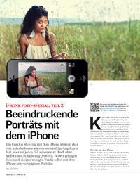 iPhone-Foto-Spezial: Beeindruckende Porträts mit dem iPhone
