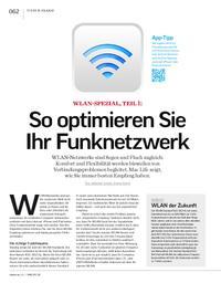 WLAN-Spezial, Teil 1: So optimieren Sie Ihr Funknetzwerk