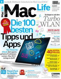 Mac Life 03.2013
