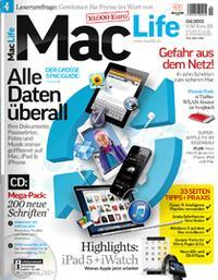 Mac Life 04.2013