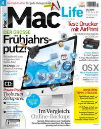 Mac Life 05.2013