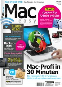 MAC easy 03.2013
