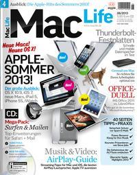 Mac Life 06.2013