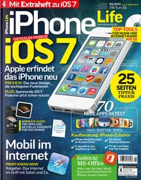 iPhone Life 05.2013 + iOS-7-Booklet