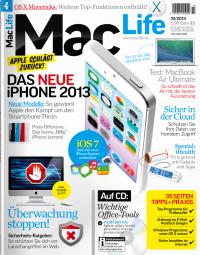 Mac Life 10.2013