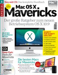 Mac Life Spezial Mac OS X Mavericks
