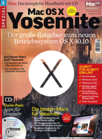 Mac Life Spezial Mac OS X Yosemite