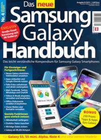 Samsung Galaxy Handbuch 01.2015