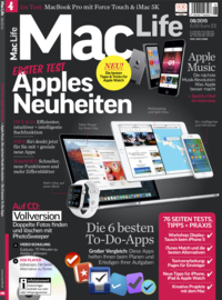 Mac Life 08.2015