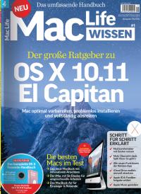 Mac Life Wissen 06/2015