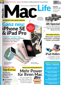 Mac Life 05.2016