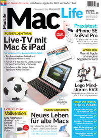 Mac Life 06.2016