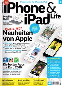 iPhone & iPad Life 03/2016