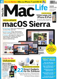 Mac Life 10.2016