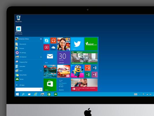 So wird der Mac zur Windows-Kiste
