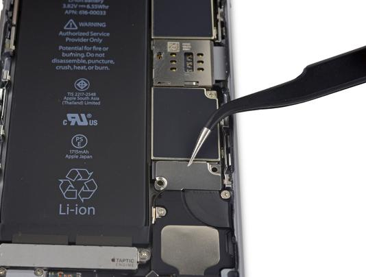Tauscht Apple bei Ihrem iPhone 6s den Akku?
