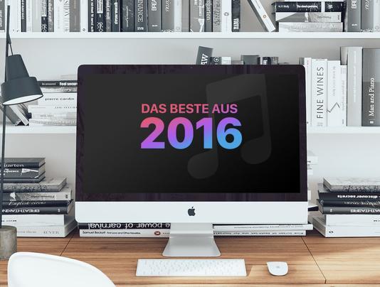 App Store: Das sind die besten Apps des Jahres 2016