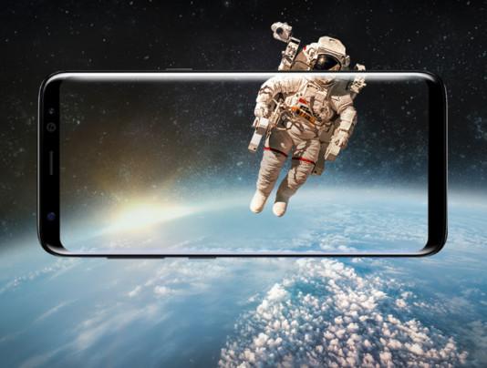 Schau mir in die Augen: CCC knackt Iris-Scanner des Samsung Galaxy S8