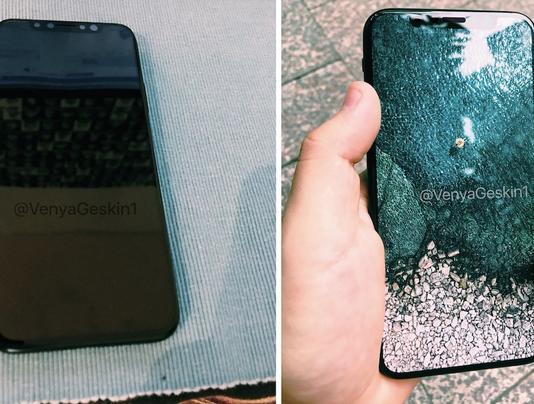 Wenn das iPhone 8 so aussieht, hat Apple gewonnen