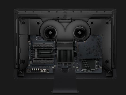 iMac Pro mit A10 Fusion Koprozessor