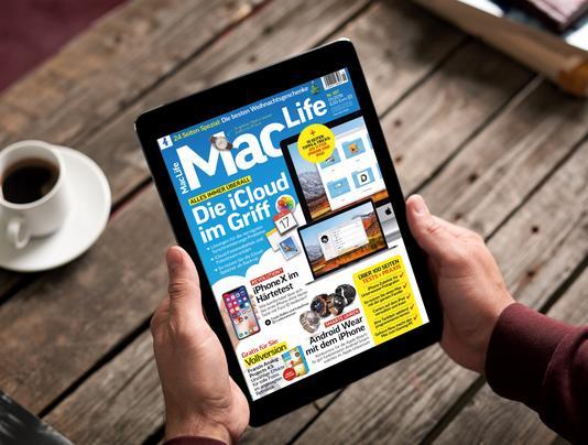 Schnell sein und 35 Prozent sparen – holen Sie sich jetzt die Mac-Life-Digital-Flat zum Sonderpreis!