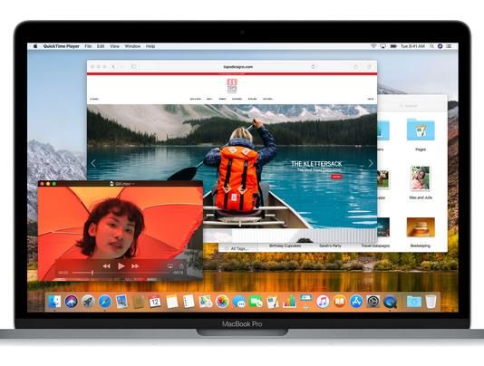 Apple gibt macOS High Sierra 10.13.2 frei
