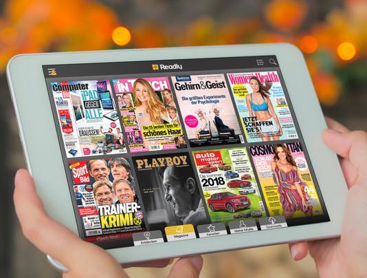 Für Mac-Life-Leser: Drei Monate Readly zum Preis von einem