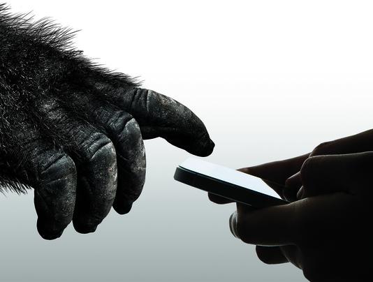 Gorilla Glass 6: Fünfzehnmal fallen, nullmal brechen