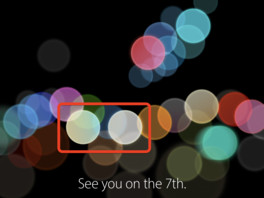 """See you on the 7th"": iPhone-7-Event-Motto dechiffriert"