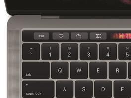 Mehr als nur Emojis: Touch Bar - das steckt hinter dem zweiten Display im neuen MacBook Pro