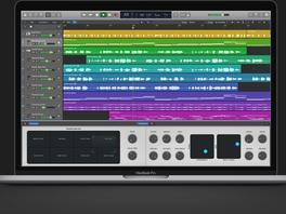 Apple veröffentlicht Logic Pro X 10.3 mit Touch-Bar- und iCloud-Support