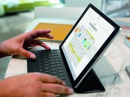 iPad Pro: Neues Smart Keyboard mit Siri, Emoji und Teilen-Taste in Arbeit?
