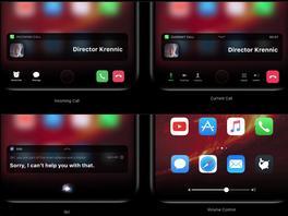 """""""iPhone 8""""-Konzept: So könnte die HomeBar aussehen"""
