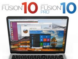 VMware Fusion 10 kommt im Oktober